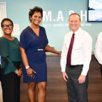 Governor visits MASH offices