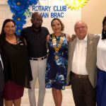 Brac Rotary Club names youngest president ever