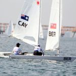 Sailors finally catch the wind at Pan Am Games