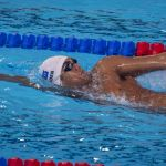 John Bodden begins Games with two events