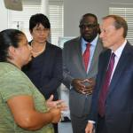 Governor impressed with HSA technology