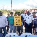 Neighbours join crime fight in Bodden Town