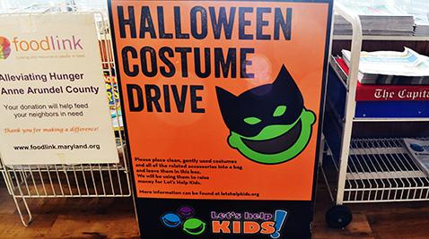 Non-Profit Organizes Halloween Costume Drive u0027Treatsu0027 Kids in Need & Non-Profit Organizes Halloween Costume Drive u0027Treatsu0027 Kids in Need ...
