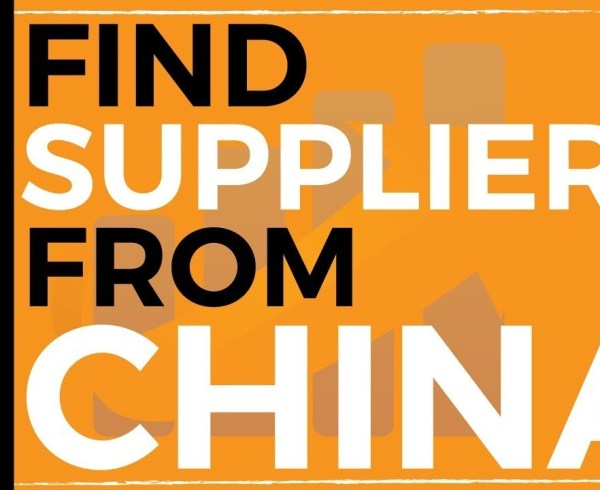 how to find a supplier in china for my product