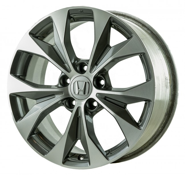 oem services example- automobile wheels - honda