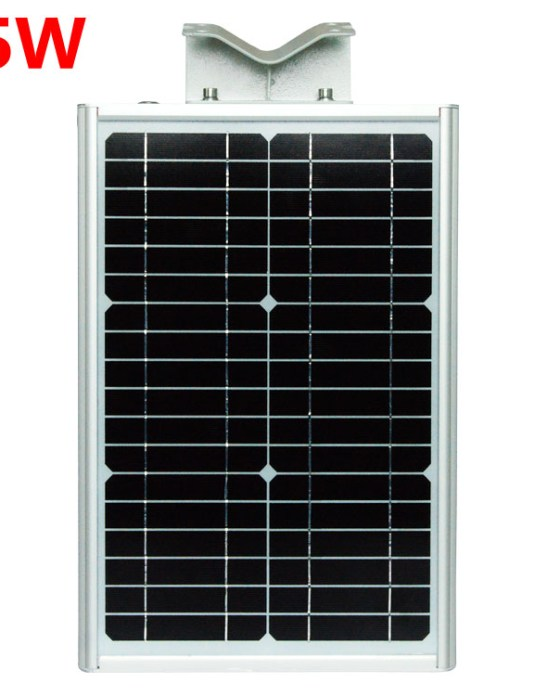 Economic Type All in One Solar LED Street Light 15W