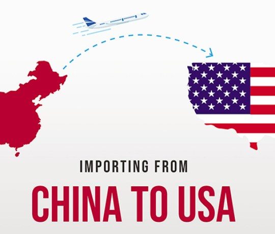 Importing from China to USA