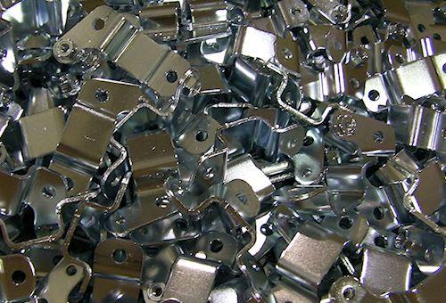zinc electroplating