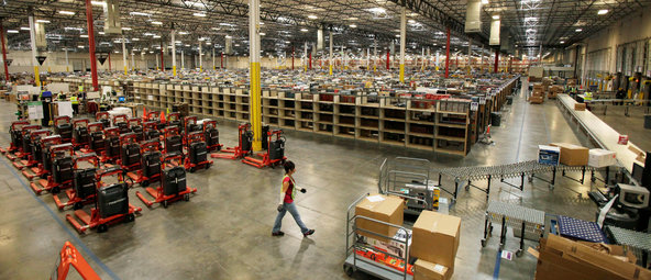 warehouse and fulfillment
