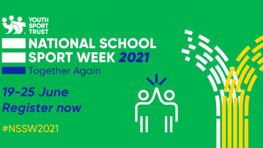 National School Sports Week 19th-25th June 2021
