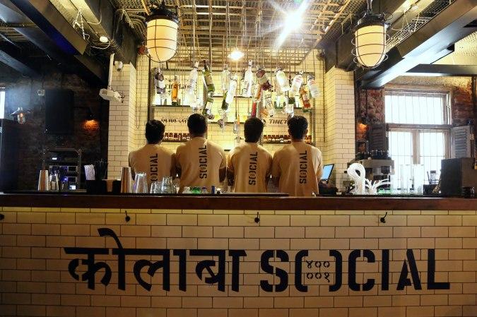 Colaba Social, Mumbai