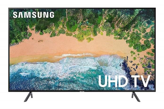 Samsung Smart 4k TV under 50,000