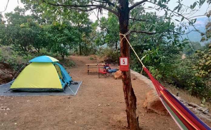 Offbeat Camping, Khopoli
