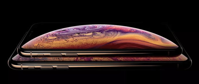 iPhones with OLED display