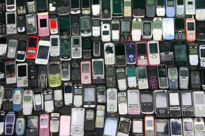 stolen or lost phones
