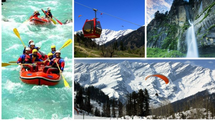 Activities to do at Solang Valley, Manali
