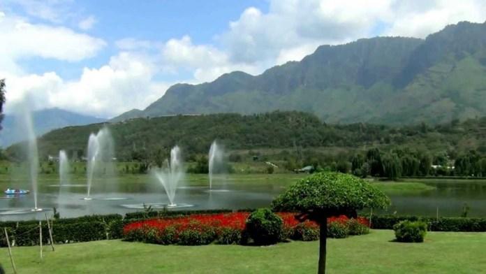 jawaharlal nehru botanical garden-Places to visit in Kashmir