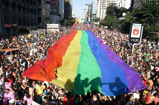Brazil LGBT friendly city