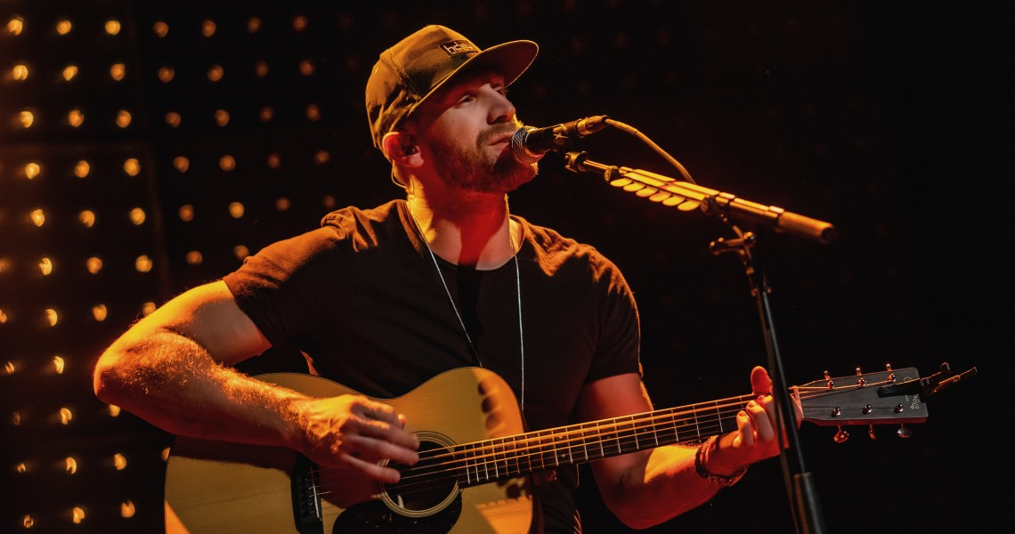 Chase Rice live in Hamburg 2020, Foto: Dörthe Bruske / CNTRY