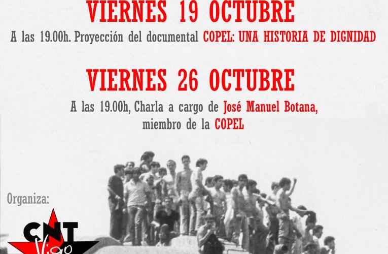 COPEL: UNA HISTORIA DE REBELDIA Y DIGNIDAD