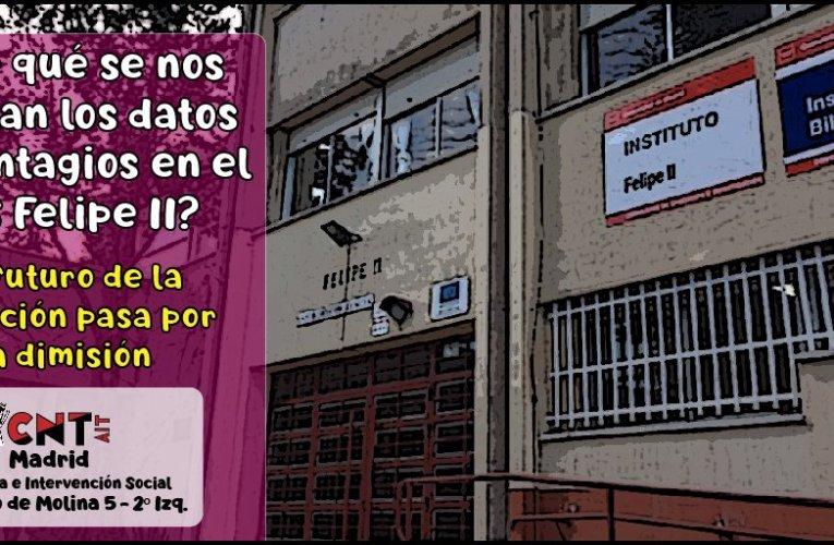 [CNT-AIT ENSEÑANZA MADRID] CRÓNICA DE UNA TRAGEDIA ANUNCIADA