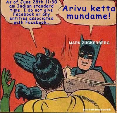 batman meme facebook hoax