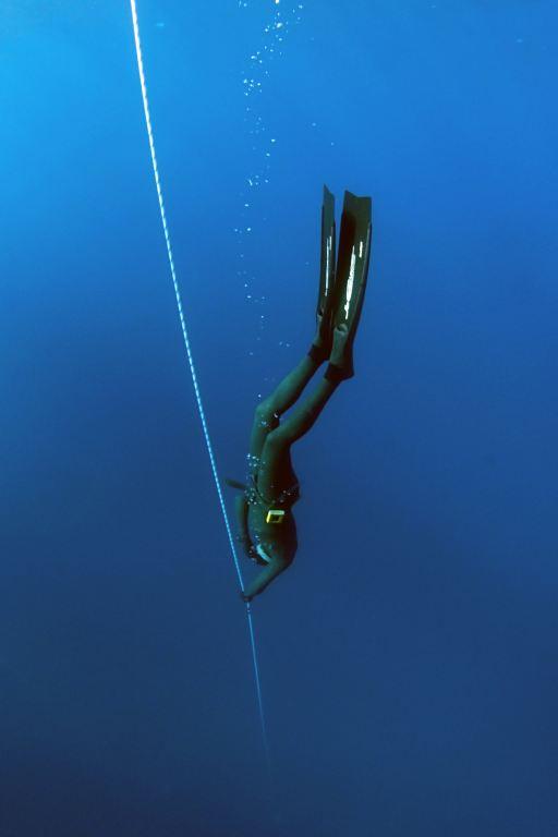 Plonger dans ses propres abysses