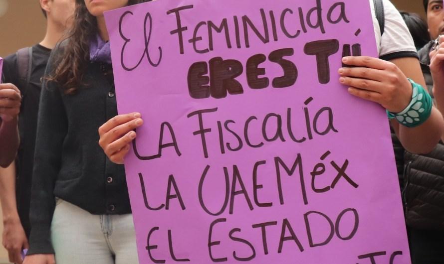 Feminicidio enardeció a la comunidad universitaria