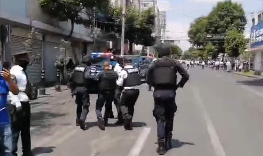 Ni reunión con periodistas ni acciones contra policías golpeadores