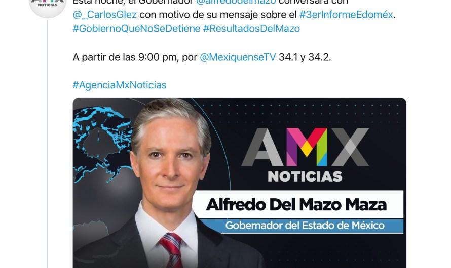 Cien días de silencio del gobierno de Alfredo Del Mazo Maza