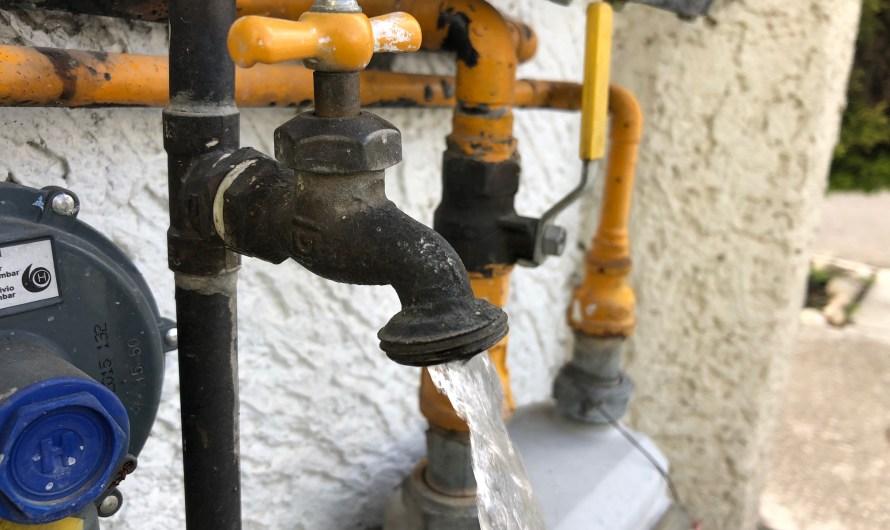 ¡Ciérrale!, porque aumentará el pago del agua