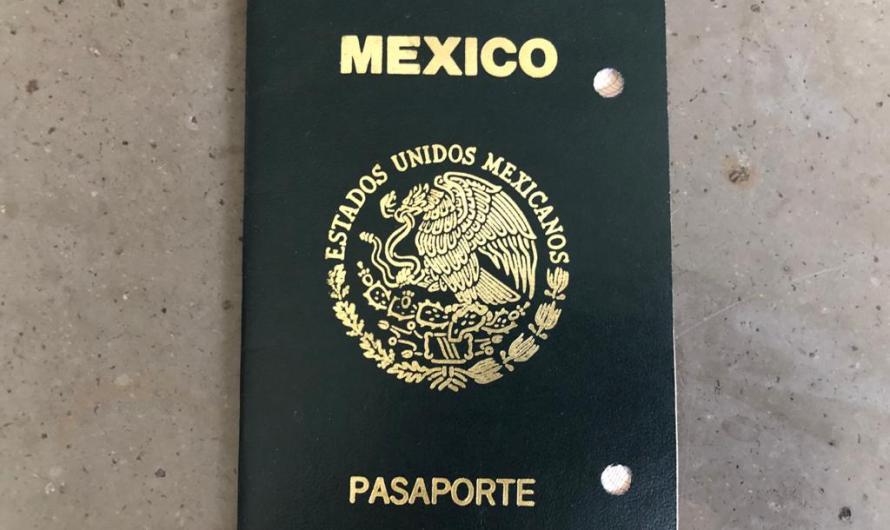 ¿Necesitas pasaporte? Podrás tramitarlo en Toluca y Naucalpan