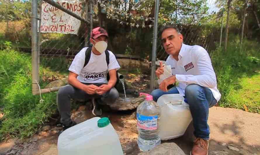 Vecinos de Huixquilucan enfrentan carencia de servicios básicos
