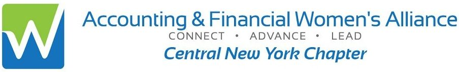 Central New York Accounting & Financial Women's Alliance