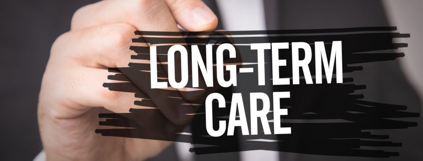 Long-Term Care sign