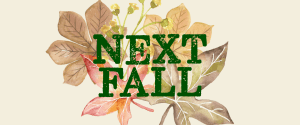 Auditions: Next Fall