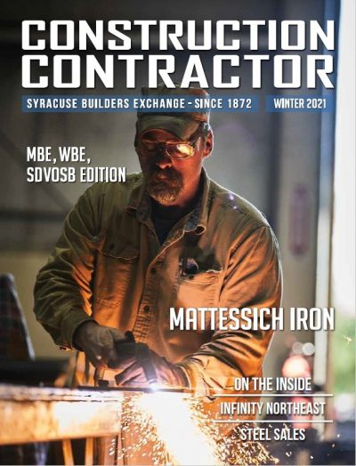 Winter 2021 Construction Contractor cover