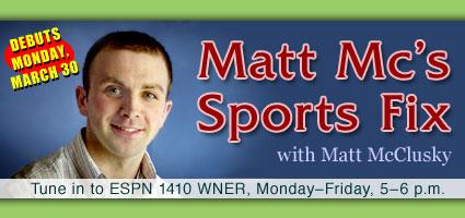Matt Mc's Sports Fix