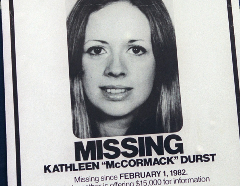 Jill Biden's ex-husband says he had affair with Robert Durst's missing wife Kathie Durst days before she disappeared