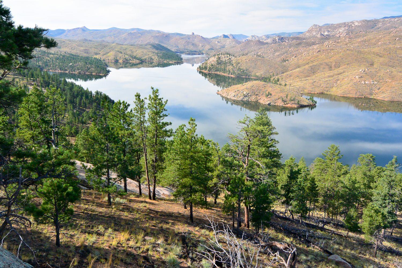 Cheesman Reservoir Photo