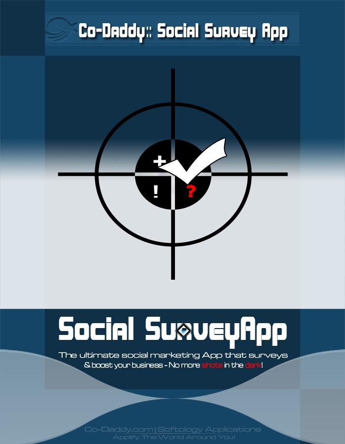 Co-Daddy|Social Survey App