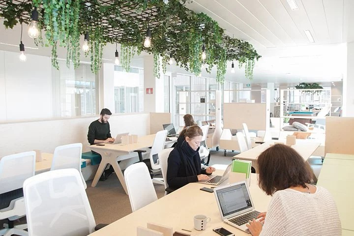 Co.Station Office | A flexible office in Gent