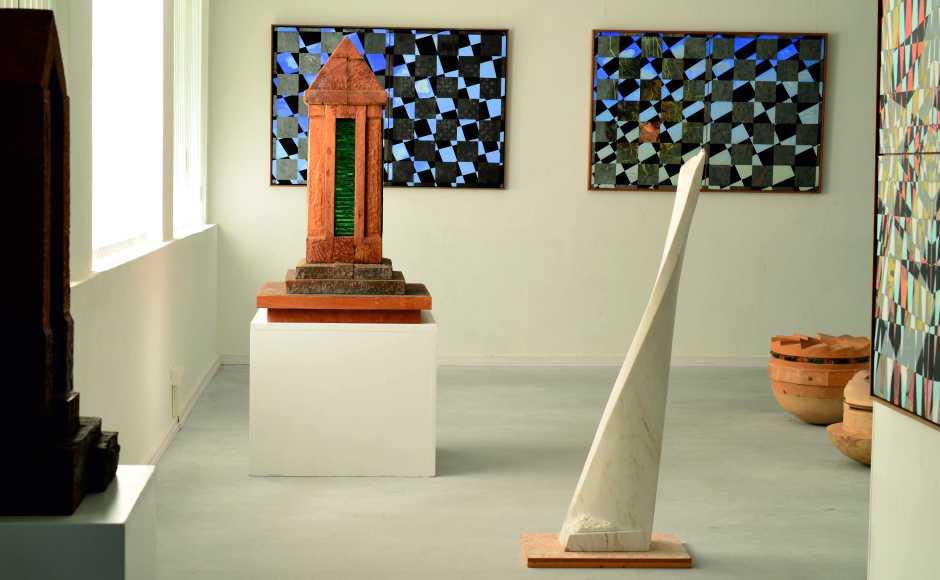 Einblick Ausstellung