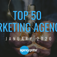 Agency Spotter Announces the Top 50 Marketing Agencies Report