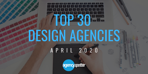 top design agencies report