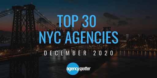 top 30 nyc agencies