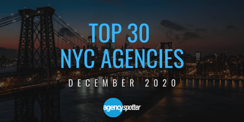 top 30 nyc digital agencies