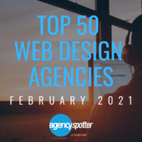 Agency Spotter Reveals the Top 50 Web Design Agencies Report