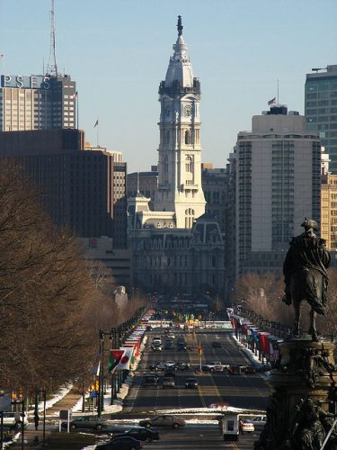 Philadelphia creative agencies and neighborhoods