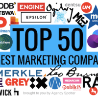 50 Largest Marketing Companies in the World